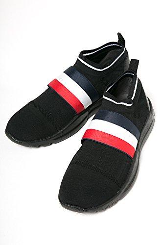 (モンクレール) MONCLER スニーカー ブラック メンズ (1028600 019KJ) 【並行輸入品】 B07BGTL35W