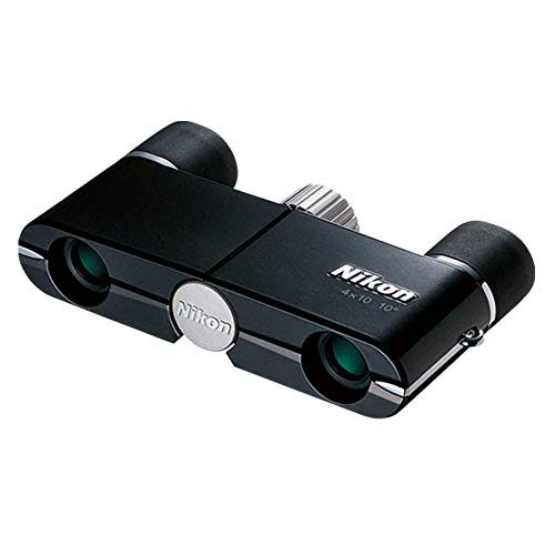 Nikon 4x10DCF Compact Binoculars, Black