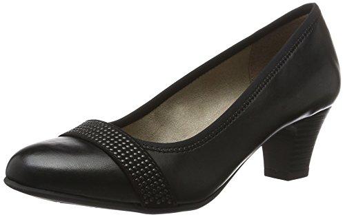Zapatos azul marino Softline para mujer wkc8h