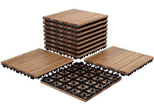 - Cypress Shop Interlocking Wood Tile Flooring Pavers Patio Decking Design Outdoor Indoor 12