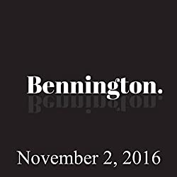Bennington, Open Mike Eagle, November 2, 2016