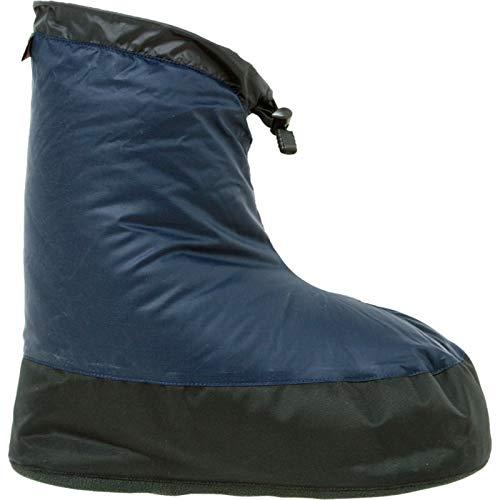 Western Mountaineering Standard Down Bootie - Men's Navy Blue, L