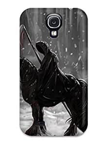 High Impact Dirt Shock Proof Case Cover For Galaxy S4 Reaper Dark