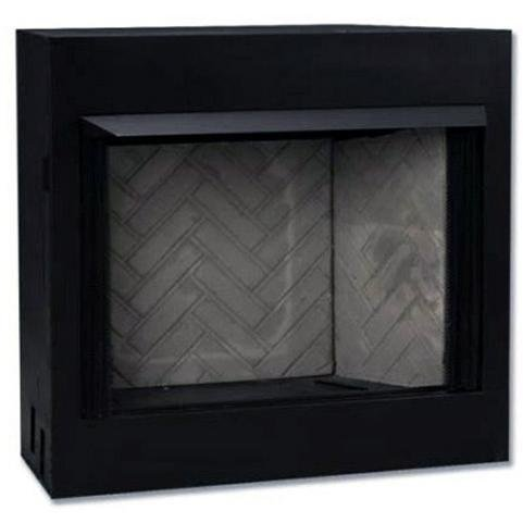 Monessen Mcuf36d-r Magnum Series 36-inch Radiant Face Circulating Vent-free Firebox With Refractory ()
