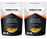 Best Dried Mangos - Terrasoul Superfoods Organic Mango Slices, 2 Pounds Review
