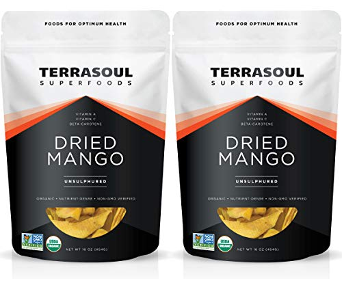 Terrasoul Superfoods Organic Dried