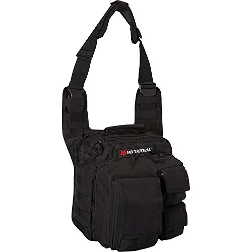 Over The Headrest Tactical Go-to Bag, Black ()