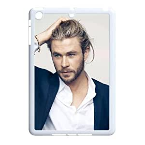 C-EUR Diy Case Brad Pitt Customized Hard Plastic Case For iPad Mini