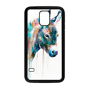 DIY Phone Case for SamSung Galaxy S5 I9600, The Donkey Cover Case - HL-R684242
