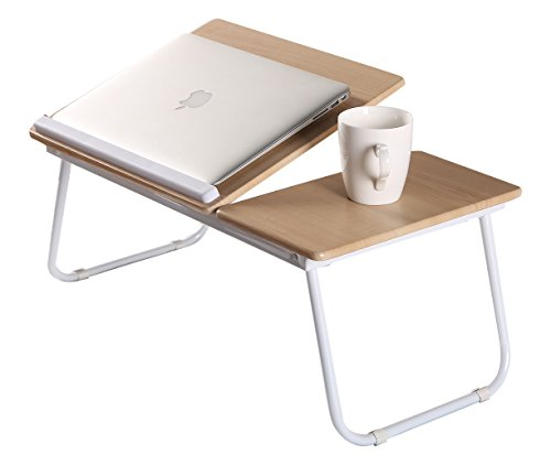 ULTIDECO Elegant Portable Laptop Desk Stand, Folding Tray...