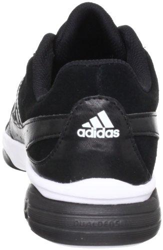 adidas Arianna II - Zapatillas de gimnasia de material sintético mujer negro - Schwarz (Black/Running White/Metallic Silver)