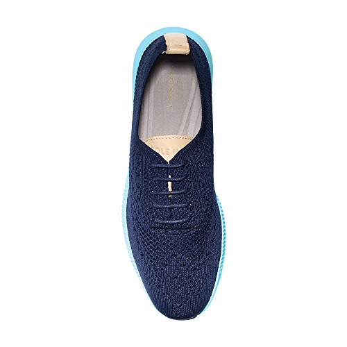 best sale online Cole Haan Women's 2.Zerogrand Stitchlite Ox Oxford Marine Blue Knit-bluefish visit new cheap price under $60 cheap online cheap exclusive mbiLNGD6v