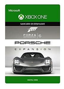 Forza Motorsport 6: Porsche Expansion - Xbox One Digital Code