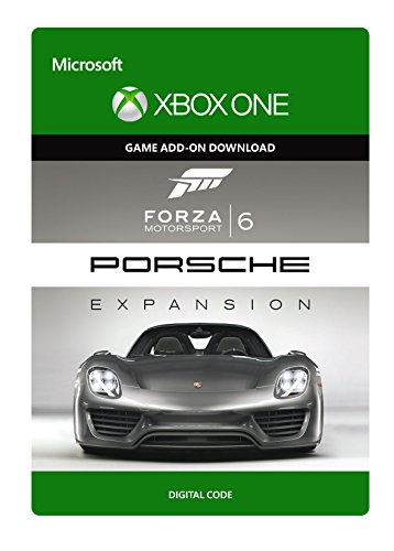 Forza Motorsport 6: Porsche Expansion - Xbox One Digital Code by Microsoft