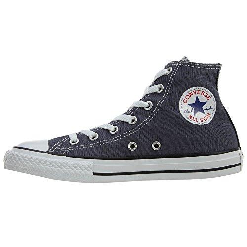 CONVERSE Chuck Taylor All Star Season Hi - Zapatillas de tela infantil Sharkskin