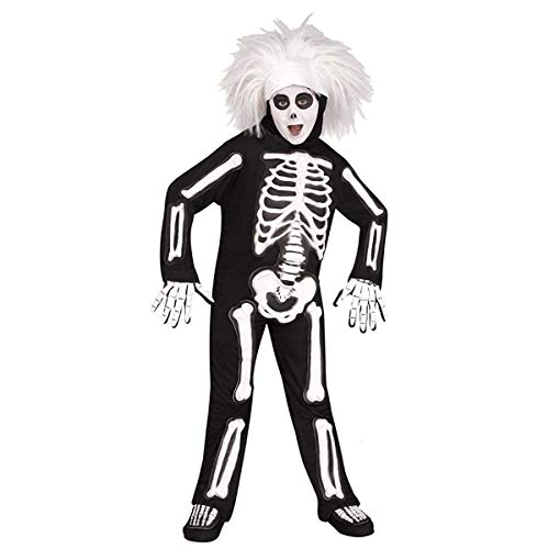 Fun World Saturday Night Live License Beat Boy Skeleton Child Costume, Multicolor, Medium