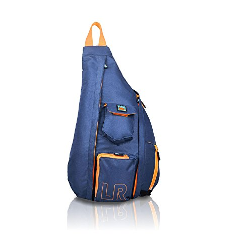 Crossbody Sling Bag – Over Shoulder Backpack for Men & Women with Single Strap