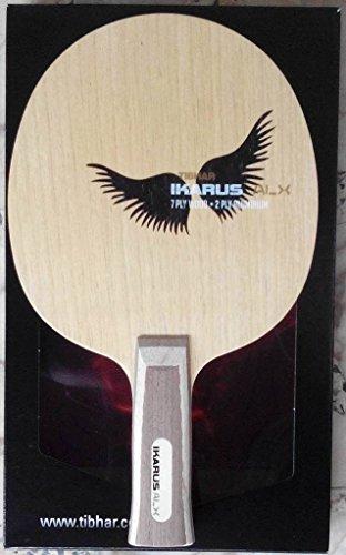 Tibhar IKARAS ALX ,AN handle Table Tennis Racket by TIBHAR