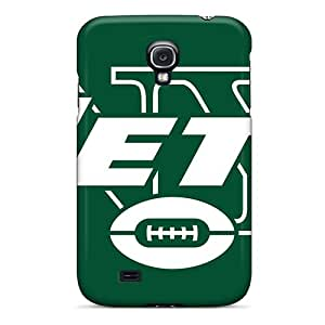 MtWilliams PwX1581IInX Case Cover Skin For Galaxy S4 (new York Jets)