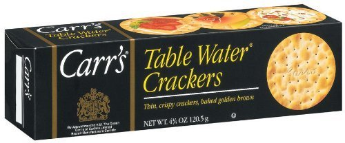 Carr's Water Crackers, 4.25 oz by Carr's