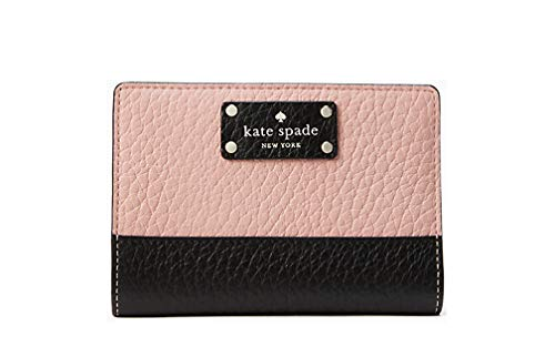 (Kate Spade New York bay street tellie - warm vellum/black)