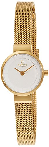 OBAKU watch 2 needle V199LXGIMG Ladies