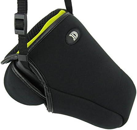 Funda para cámaras réflex digitales cámara Digital caso bolsa de almacenamiento con construcción de neopreno para