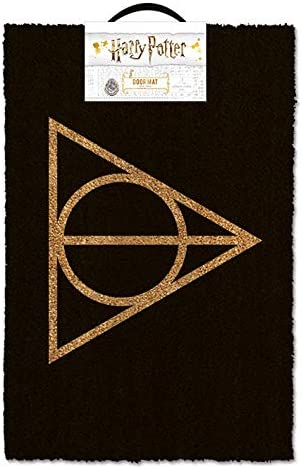 Amazon Com Harry Potter Door Floor Mat Size 24 X 16