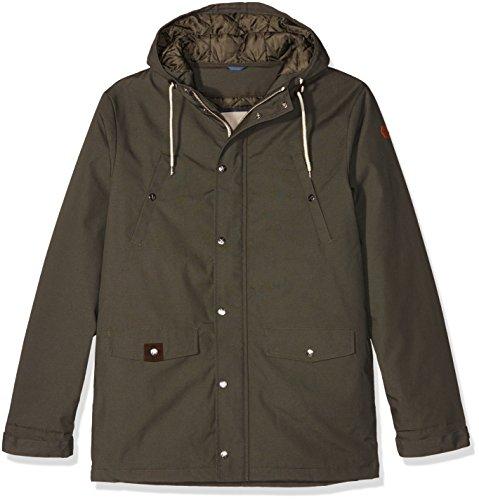 Uomo Rvlt army Verde 7246 giacca 1qr17US
