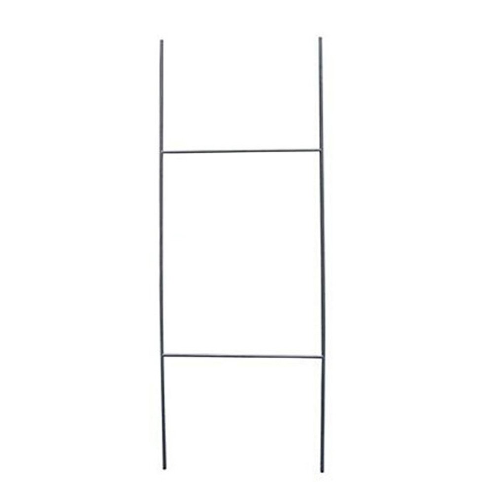 MTB H Frame Wire Stake 30''x10'' (Pkg of 5) 9ga wire -Yard Sign Stakes for Real Estate,Wedding,Business,Political Campaign or Commercial Activities (Also Sold in Pack of 10/25/50/100)