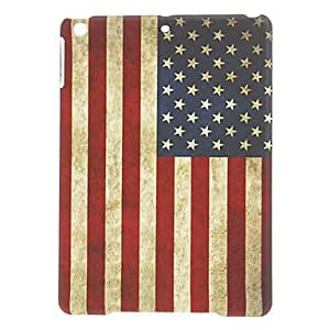 Purchase Retro Style American Flag Pattern Hard Case for iPad Air