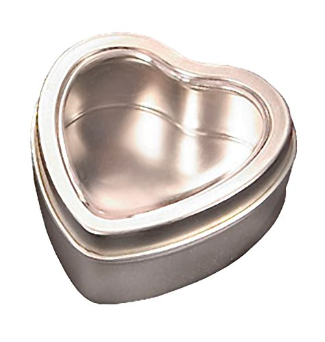 (Heart Shaped Boxes / Mint Tins)