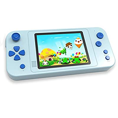Beico Handheld Games for Kids with Built in 218 Classic Retro Video Game 3.5