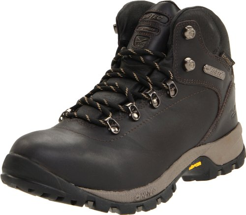 Hi-Tec Mens Altitude Ultra Light Hiking Boot Cholocate/Lite Taupe MjYD91CrcI