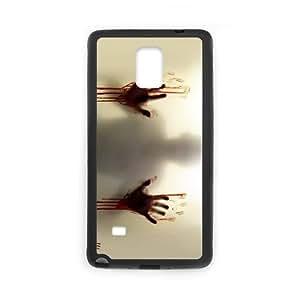 Samsung Galaxy Note 4 Cell Phone Case Black The Walking Dead volu