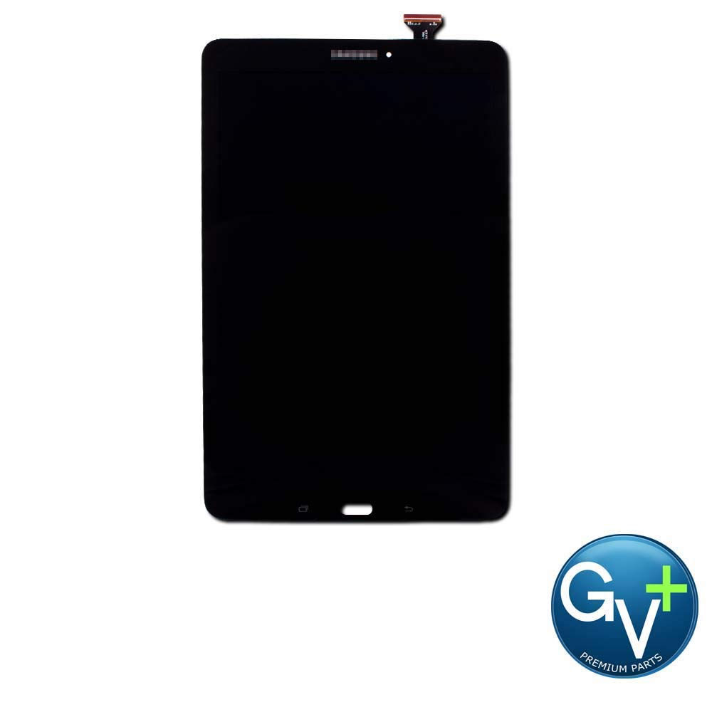 Group Vertical Replacement Touch Screen Digitizer LCD Display Assembly Compatible with Samsung Galaxy Tab E 9.6 SM-T560 (Black)