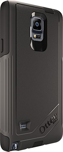 Price comparison product image OtterBox Samsung Galaxy Note 4 Case Commuter Series - Retail Packaging - Black