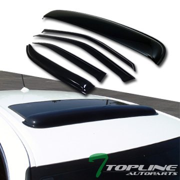 Compare price to 99 honda civic rear window visor for 2000 honda civic rear window visor