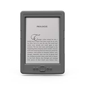 Marware SportGrip - Funda para Kindle (5ª generación - modelo de 2012), color gris