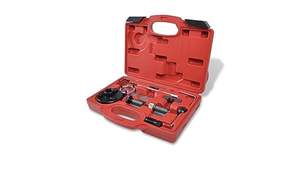 Kit de herramientas de calibración de distribución VAG 1.6 y 2.0 Tdi S 33 x 31 x 23,5 cm: Amazon.es: Bricolaje y herramientas