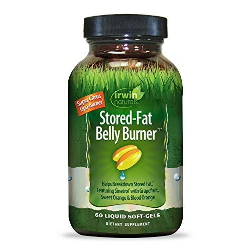Irwin Naturals Stored-Fat Belly