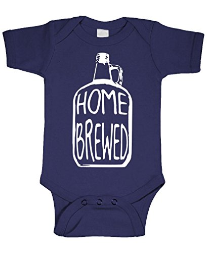 HOME BREWED Cotton Infant Bodysuit