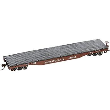 Union Pacific 52/' Flat Car #59486 HO-Gauge Bachmann