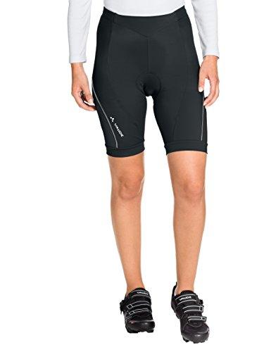 VAUDE Damen Hose Advanced Pants II, Black, 38, 06704