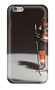 Sherry Green Russell's Shop philadelphia flyers (4) NHL Sports & Colleges fashionable iPhone 6 cases