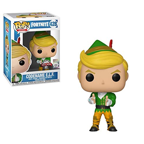 Funko Fortnite Pop Vinyl Figure - Codename E L F