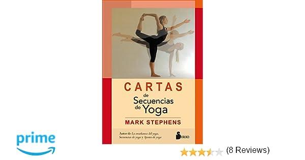 Cartas de secuencias de yoga: Amazon.es: MARK STEPHENS ...