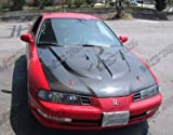 prelude carbon fiber hood - VIS 92-96 Honda Prelude Carbon Fiber Hood XTREME GT BB2