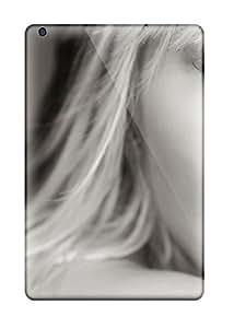 Premium Durable Eyes In Black And White Fashion Tpu Ipad Mini/mini 2 Protective Case Cover