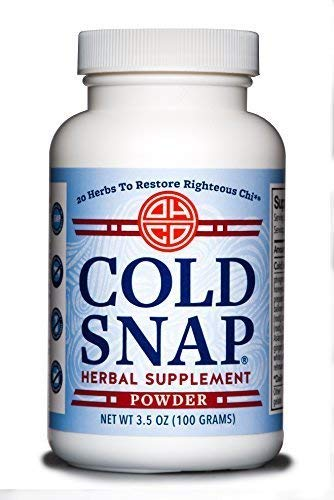 OHCO Cold Snap Natural Chinese Herbal Remedy 100 Gram Powder by Ocho Oriental Herb